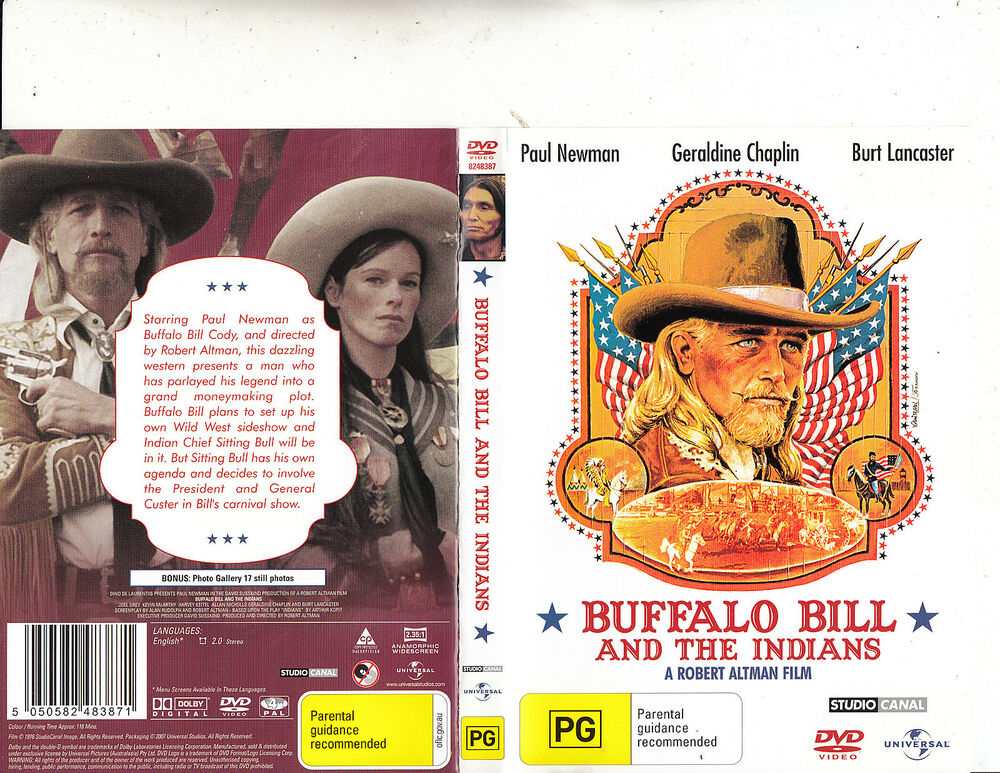 Buffalo Bill and the Indians or Sitting Bull's History Lesson (1976)