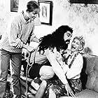 Cloris Leachman, Howie Mandel, and Amy Steel in Walk Like a Man (1987)