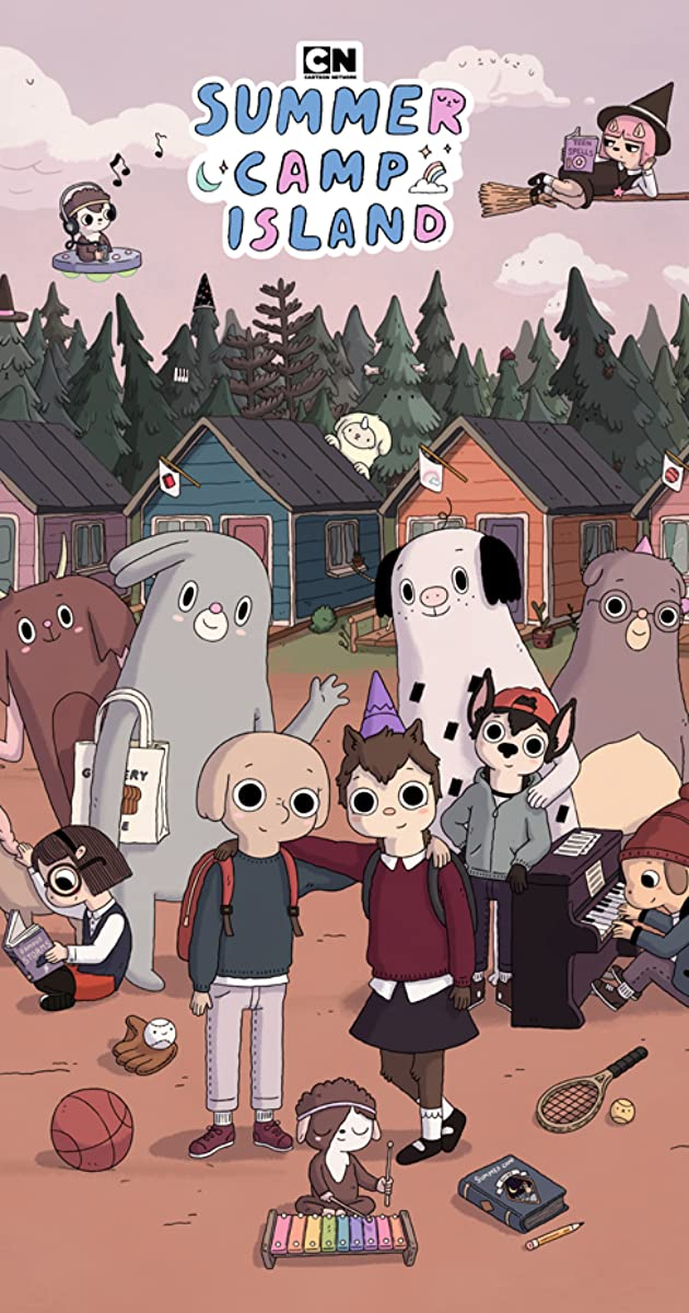 Summer Camp Island (TV Series 2018– ) - IMDb