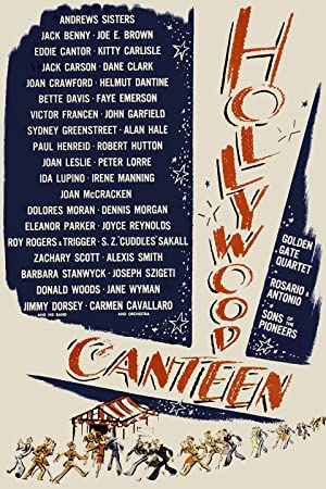 Where to stream Hollywood Canteen