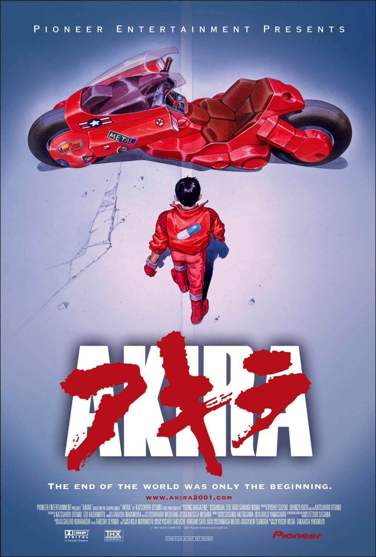 Akira 1988 imdb