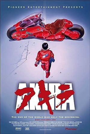 Akira 1988 İzle