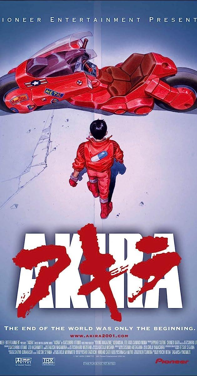 Akira 1988 Trivia Imdb