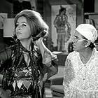 Giannis Fermis and Despoina Stylianopoulou in I arhontissa tis kouzinas (1969)
