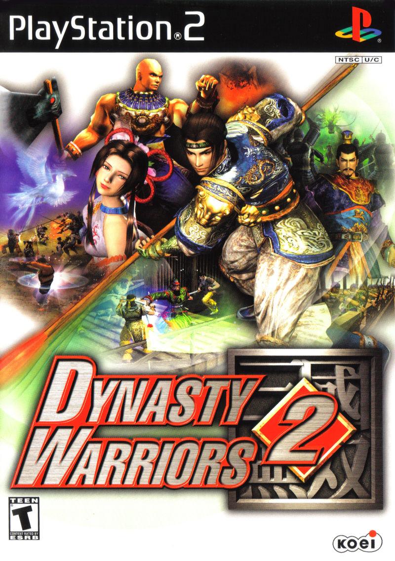 Dynasty Warriors 2 (Video Game 2000) - IMDb