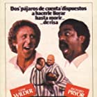 Gene Wilder, Richard Pryor, and Erland van Lidth in Stir Crazy (1980)