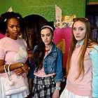Bethany Antonia, Sacha Cordy-Nice, and Saskia Paige Martin in Pin Cushion (2017)
