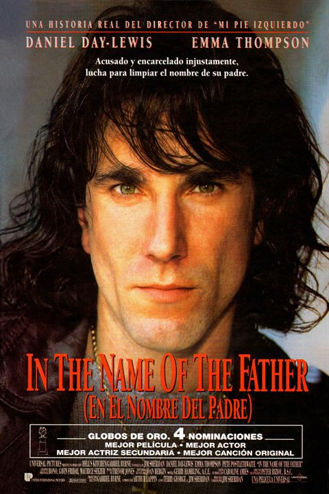 View In the Name of the Father (1993) Movie poster on 123movies