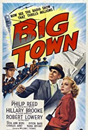 Big Town Poster