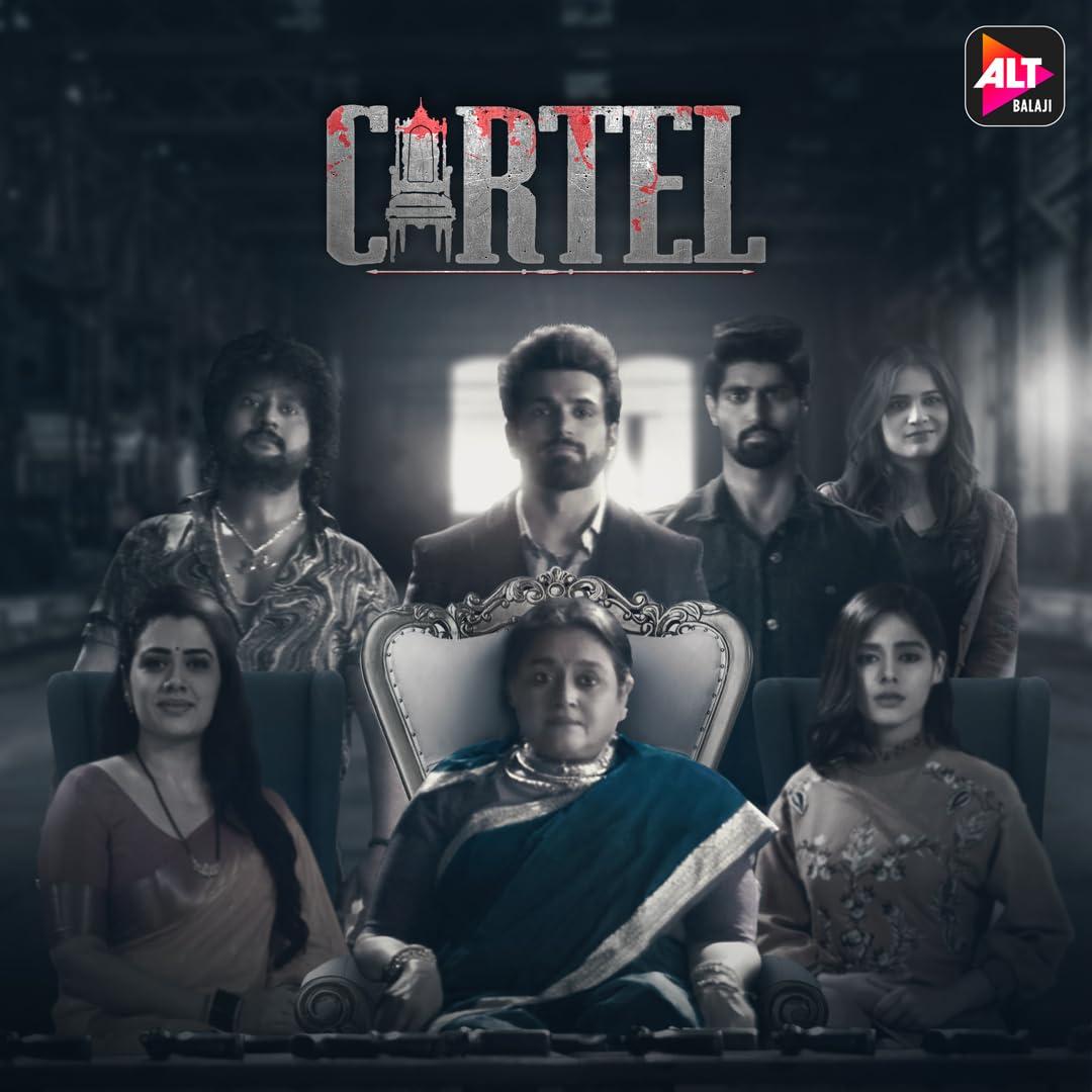 Cartel (2021) Season 1 (Altbalaji)