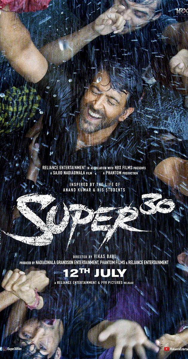 Watch Full HD Movie Super 30 (2019)
