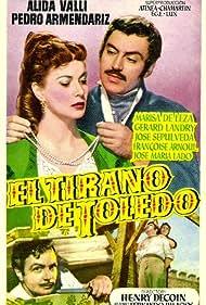 Les amants de Tolède (1953)