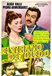 The Lovers of Toledo Poster
