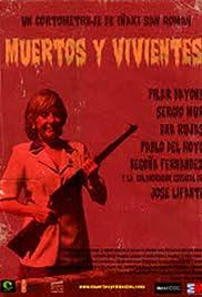 Muertos y vivientes Poster