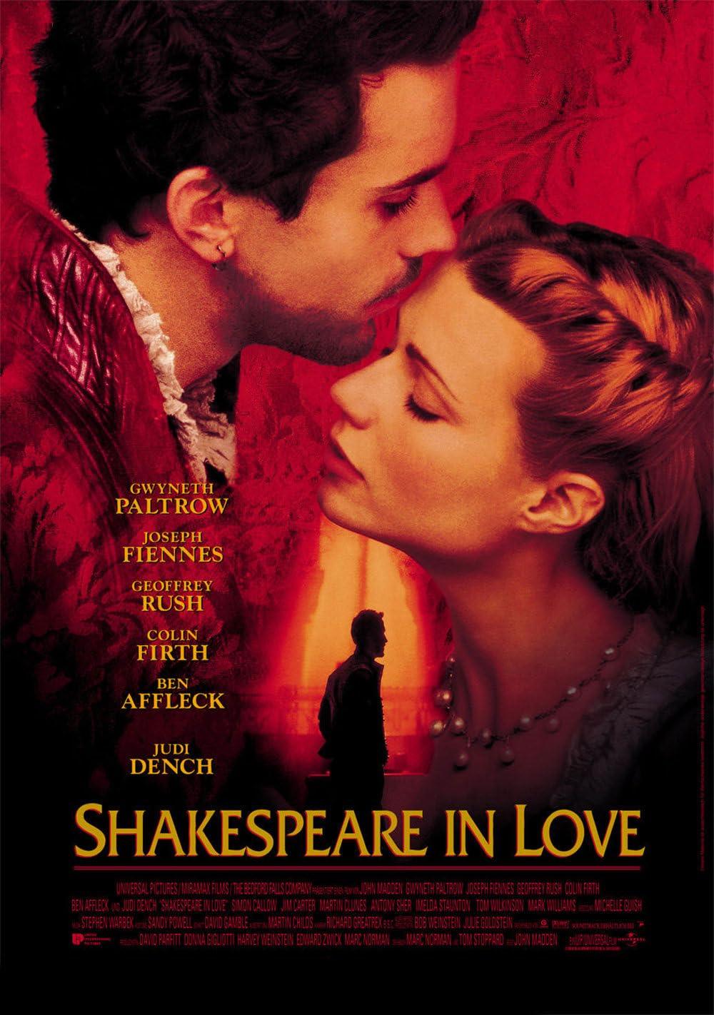 Shakespeare in Love (1998) Hindi Dubbed