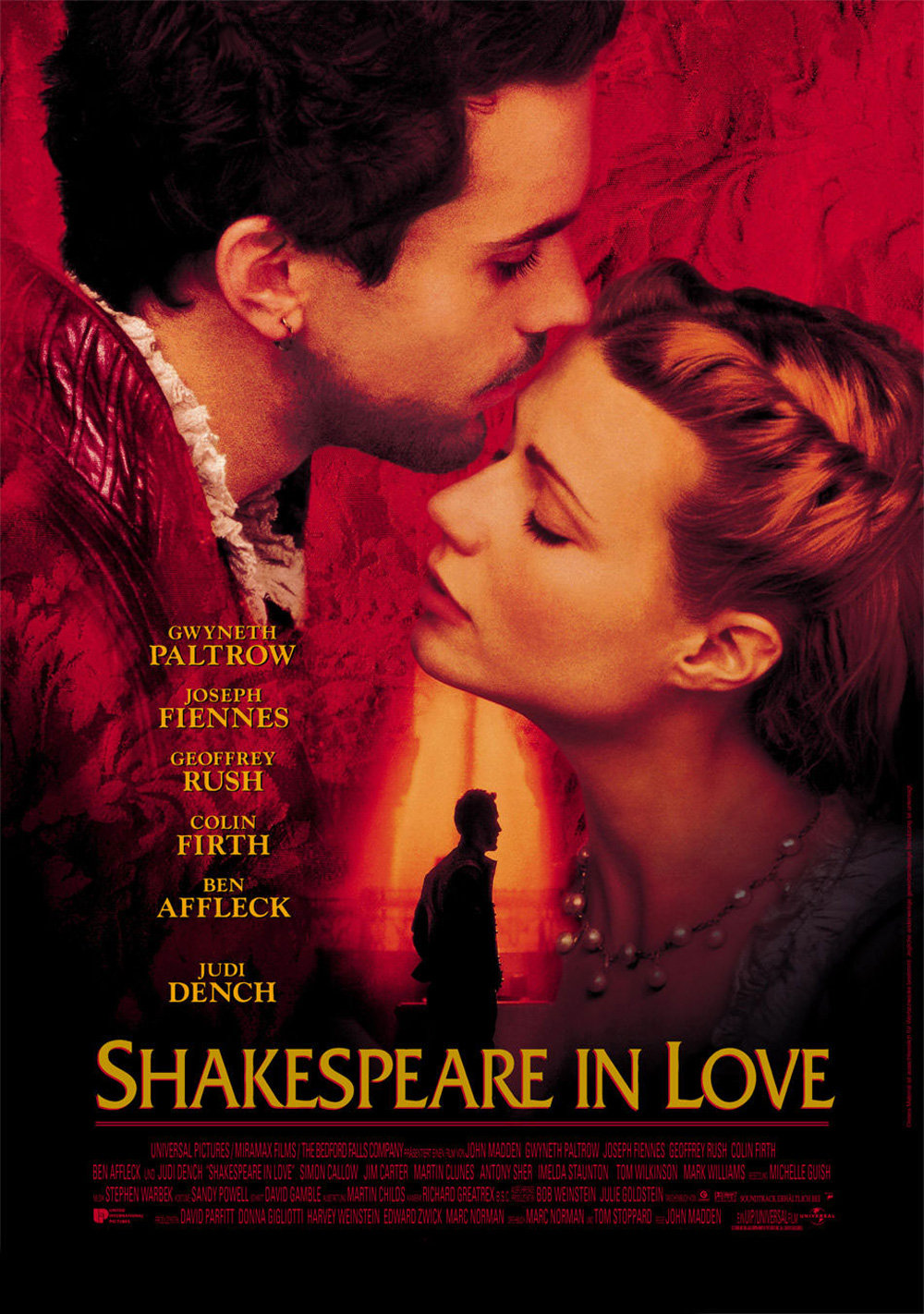 Shakespeare in Love (1998) BluRay 480p, 720p & 1080p