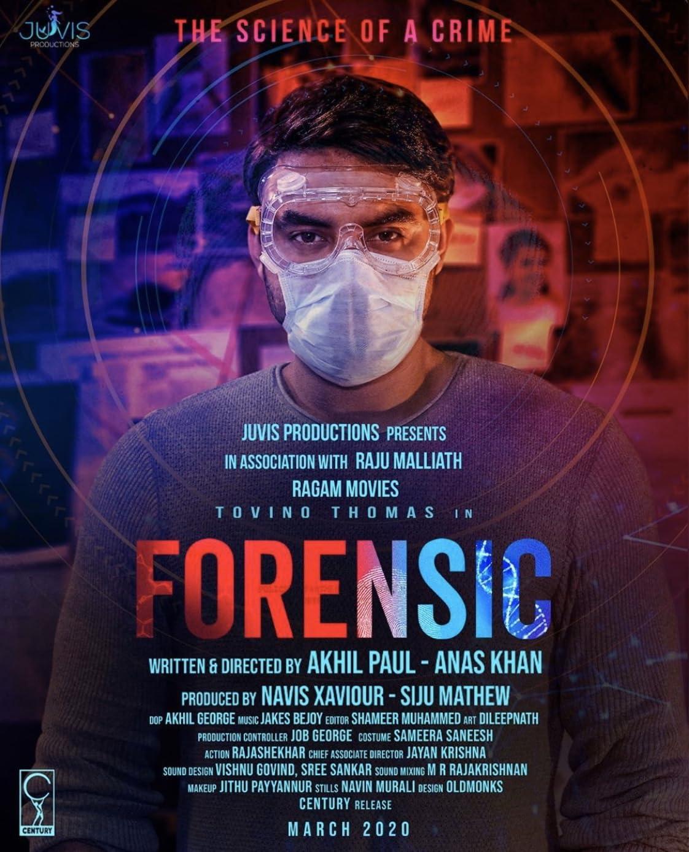 Forensic (2020) Hindi Dubbed
