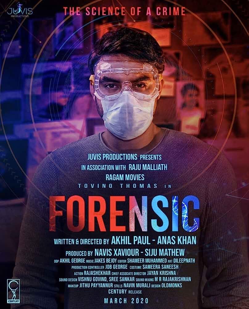 Forensic (2020) Malyalam NF WEB-DL x264 AAC Esub