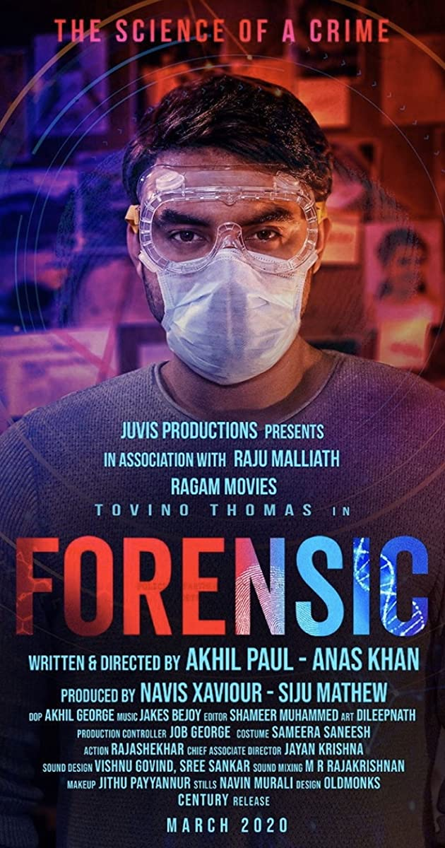 Forensic 2020 Full Cast Crew Imdb
