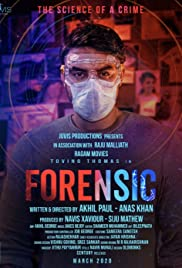 Forensic (2021) Hindi Dubbed 1080p HDRip Download