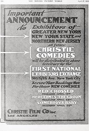 Al Christie Somebody's Baby Movie