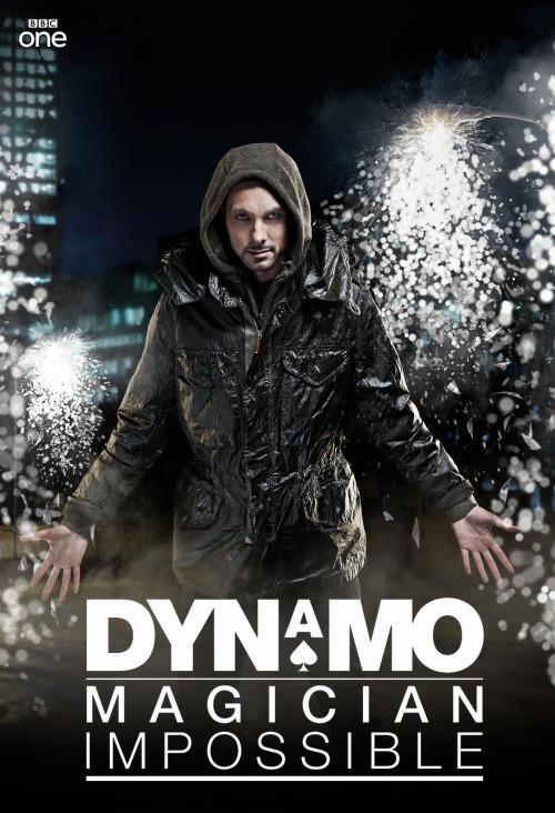 دانلود زیرنویس فارسی سریال Dynamo: Magician Impossible