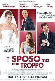 Ti sposo ma non troppo Poster