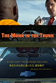 The Monk in the Trunk Poster