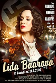 Lída Baarová (2016) Poster - Movie Forum, Cast, Reviews