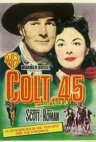 Colt .45 (1950) Poster - Movie Forum, Cast, Reviews