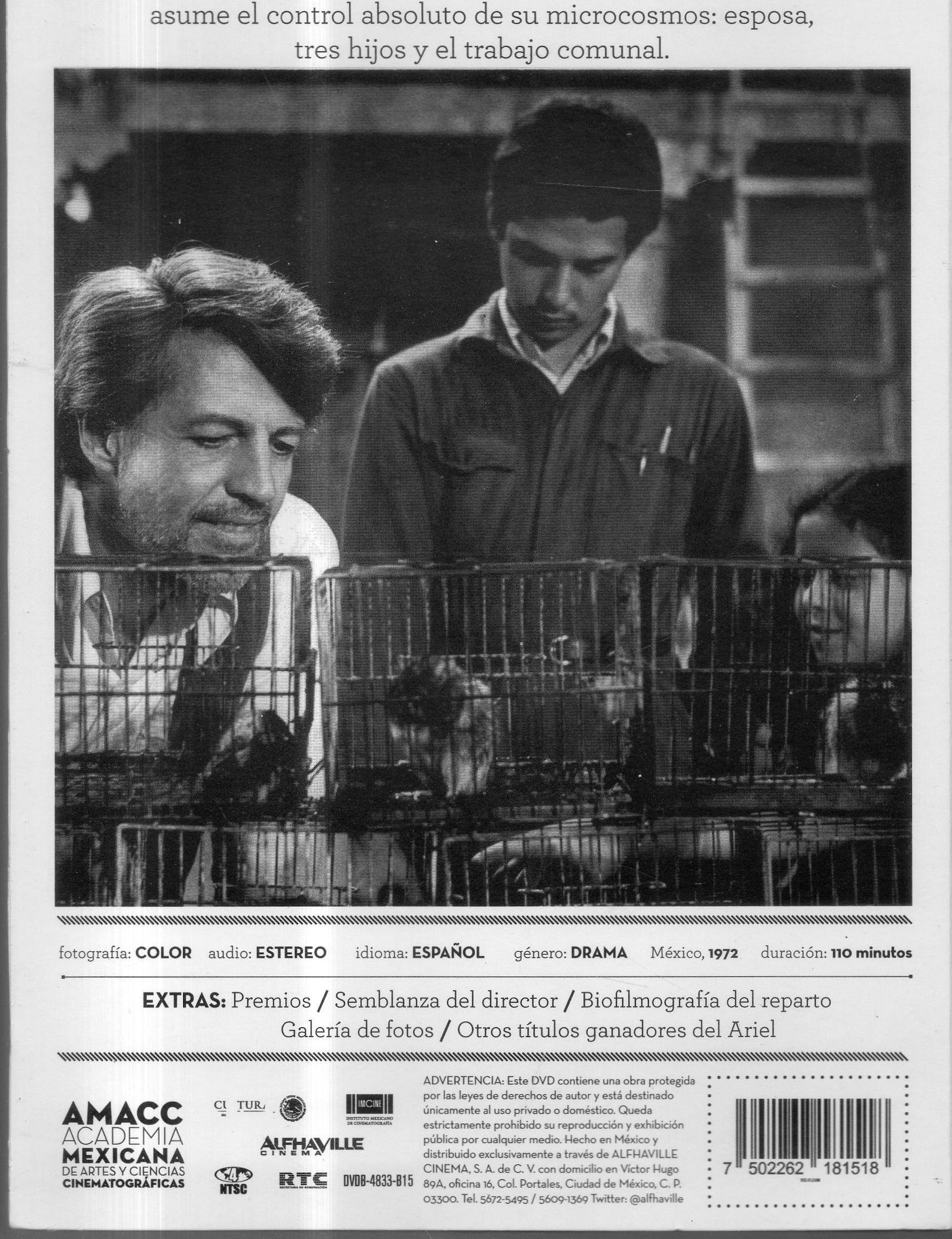 Arturo Beristáin, Gladys Bermejo, and Claudio Brook in El castillo de la pureza (1973)