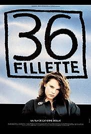 36 fillette Poster