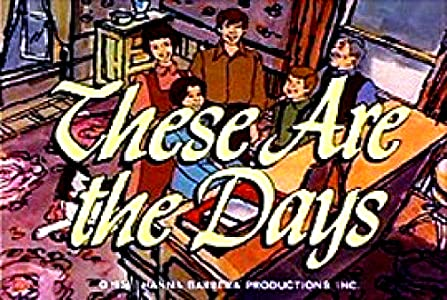Movies on dvd These Are the Days [720px]