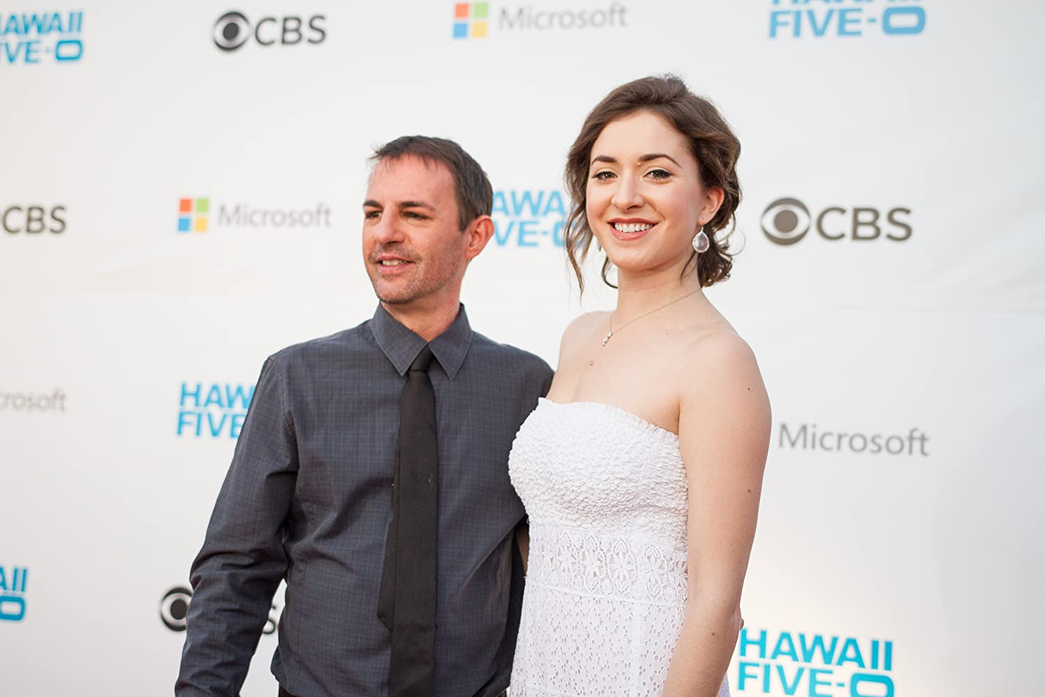 Roberto Orci And Adele Heather Taylor Attend The Hawaii Five  Sunset On The Beach