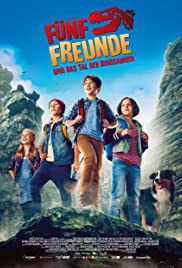 The Famous Five and the Valley of Dinosaurs (2018) Fünf Freunde und das Tal der Dinosaurier 1080p