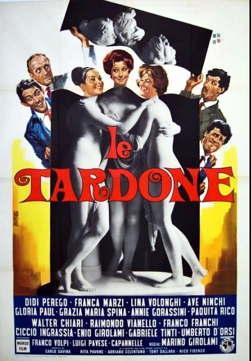 Le tardone (1964)