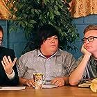 Jozef K. Richards, Matt Henry, and Reuben Glaser in Friday Night Weekly (2013)
