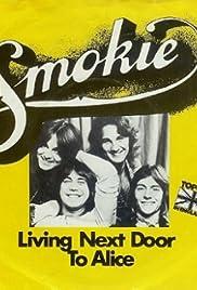 Smokie: Living Next Door to Alice Poster