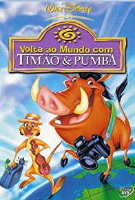 Primary photo for Around the World with Timon & Pumbaa
