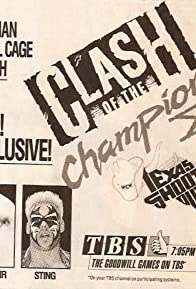 Primary photo for Clash of the Champions X: Texas Shootout