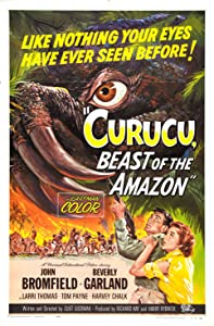 HD divx movie downloads Curucu, Beast of the Amazon by none [WEBRip]