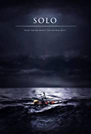 Solitary Endeavour on the Southern Ocean Poster
