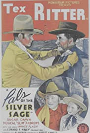 Pals of the Silver Sage Poster