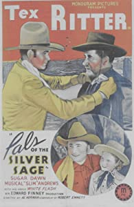 Pals of the Silver Sage by