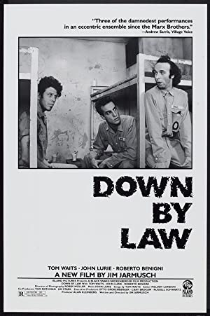 Where to stream Down by Law