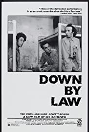 Down by Law (1986) Poster - Movie Forum, Cast, Reviews