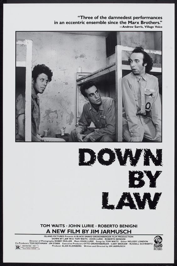 Down by Law (1986) BluRay 480p, 720p & 1080p