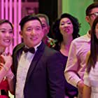Chapman To and Michelle Ye in King of Mahjong (2015)