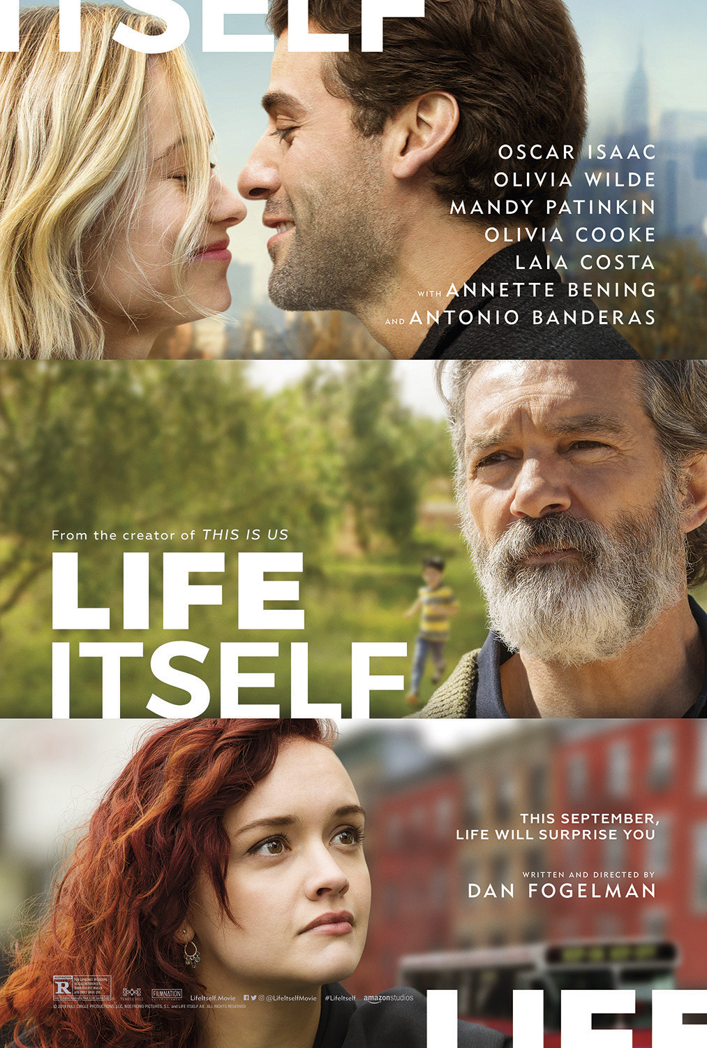 GYVENIMAS (2018) / Life Itself