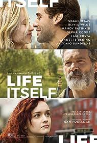 Antonio Banderas, Oscar Isaac, Olivia Wilde, and Olivia Cooke in Life Itself (2018)